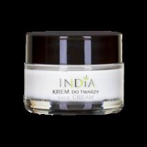 India Cosmetics Arcápoló krém kendermagolajjal  50ml