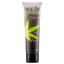 India Cosmetics Kézvédő krém kendermagolajjal 100 ml