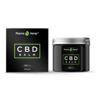 Pharmahemp CBD Balzsam 1000 mg CBD tartalommal
