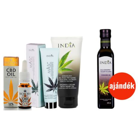 Bőrápolás és Egészség Csomag