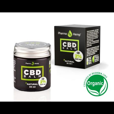 Pharmahemp 2%-os (600 mg) CBD balzsam, 30 ml